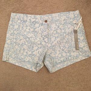 Kenar Pants - Kenar floral shorts
