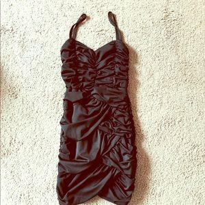 H&M sexy black dress. Extra small.