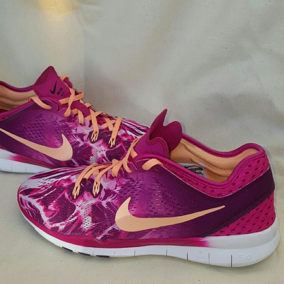 Nike Free   Tr Fit  Ladies Running Shoes