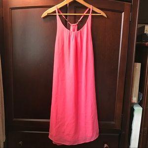Alice + Olivia Dresses & Skirts - Pink silk dress