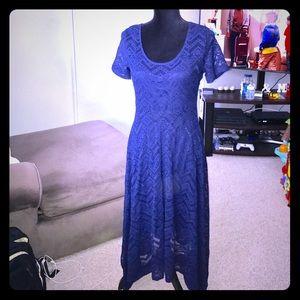 Maternity Jessica Simpson dress