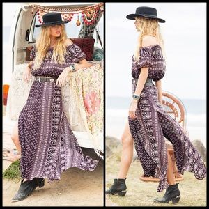 Spell & The Gypsy Collective Dresses & Skirts - SPELL 🔮 Gypsiana Pepper Maxi Skirt NWOT