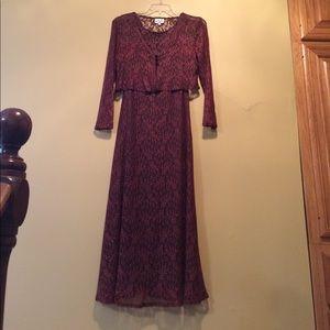 Harlow Dresses & Skirts - Women's lace maxi dress