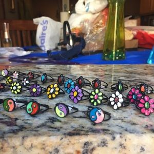 Child of Wild Jewelry - 3 for $12 boho rings