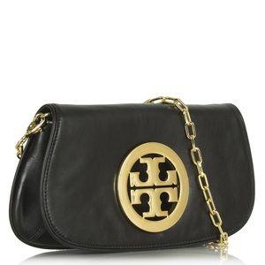 Tory Burch Handbags - Tory Burch Reva Logo Crossbody Purse Clutch