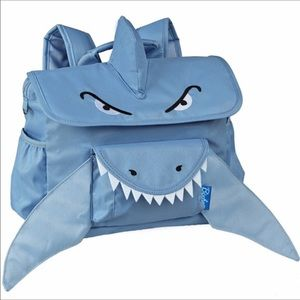 Bixbee Other - Adorable Bixbee Toddler Shark Backpack