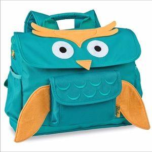 Bixbee Other - Adorable Bixbee Owl Toddler Backpack