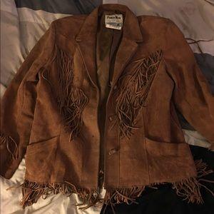 Pioneer Wear Fringe Jacket