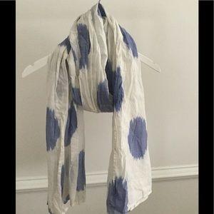 Madewell cotton scarf