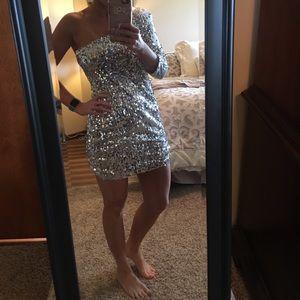 Blaque Label  Dresses & Skirts - Dazzling Blaque Label sequin Dress ✨✨