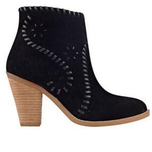 Ivanka Trump Shoes - 🔥Ivanka Trump Black Suede Boots / Booties NIB