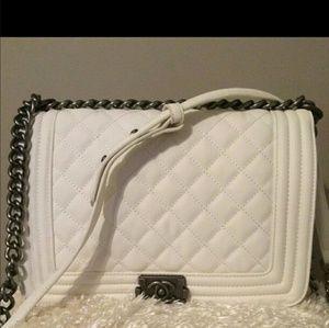 CHANEL Handbags - Chanel Jumbo Le Boy