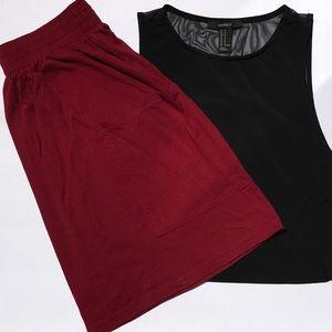 American Apparel Dresses & Skirts - American Apparel High Waisted Pocket Skirt