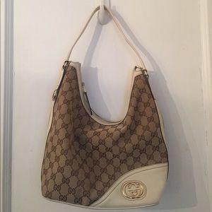 Authentic Gucci Hobo Purse