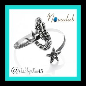Mermaids & Starfish Bangle Bracelet *Coming Soon*