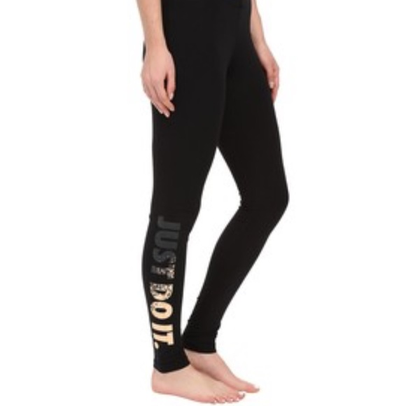 313c2abd48118 Nike Rose Gold Foil Legging / Tights. M_5906378ba88e7d9095014cfe