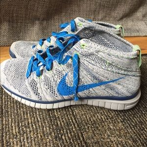 Nike Other - Nike Flyknit Chukka Boots
