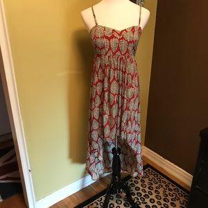 Millau Dresses & Skirts - Millau Red, White and Black Sun Dress