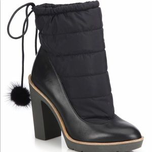 Kate Spade New York  Ginnie Quilted Boot $368.00