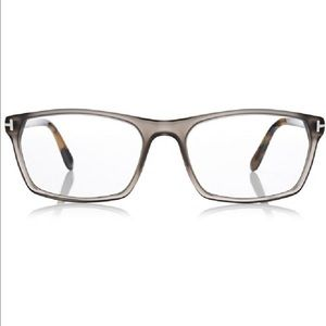 Tom Ford Other - Tom Ford Eyeglasses FT5295 020 Grey Tortoise/Clear