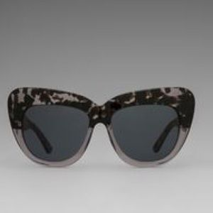 """House of Harlow 1960 Accessories - House of Harlow Grey Tortoiseshell """"Chelsea"""""""