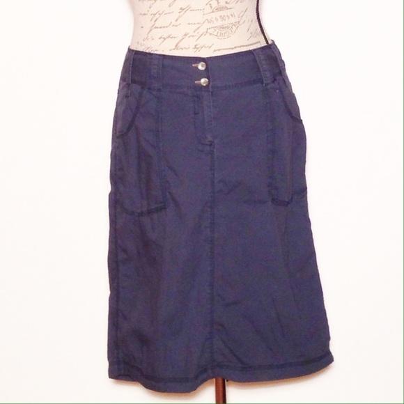 65 lole dresses skirts lole navy blue hi low