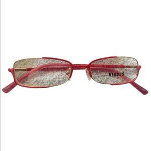Versus By Versace Accessories - Versus by Versace Eyeglasses MOD.7072 1219 Pink
