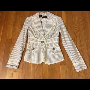 House of Dereon Jacket New Misses Jacket NWT XS