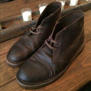 Clarks Other - Clarke Desert Boots/Bushacre