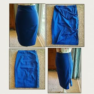 New price drop! Express pencil skirt, stretch, EUC
