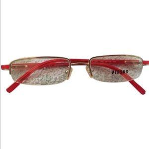 Versus By Versace Accessories - Versus by Versace Eyeglasses MOD 7044 1000 Red
