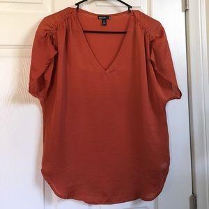 Valette Tops - Orange Top 🍊