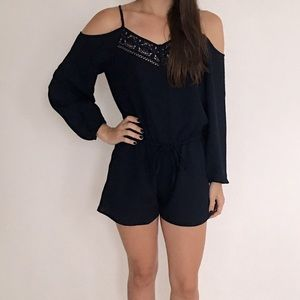 Other - Navy romper