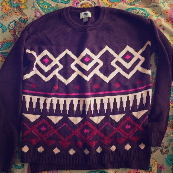 Old Navy Sweaters Ugly Sweater Poshmark