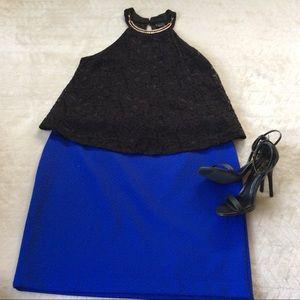 ELLE Dresses & Skirts - Royal Blue XXL Skirt NWT