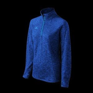 Mizuno Tops - 💰SALE🔥Mizuno halfzip jacket USA Beach Volleyball