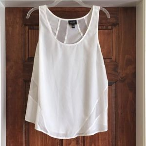 Nicole by Nicole Miller Tops - White blouse
