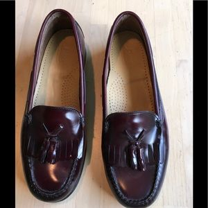 Bass Jackie Weejuns Tassel Loafers size 10 W