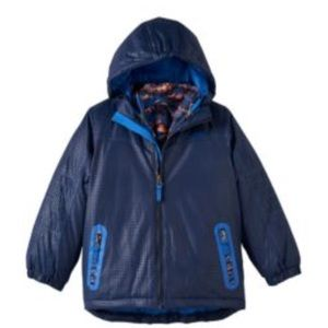 Rugged Bear Boys 3-in-1 Systems Jacket Size 4