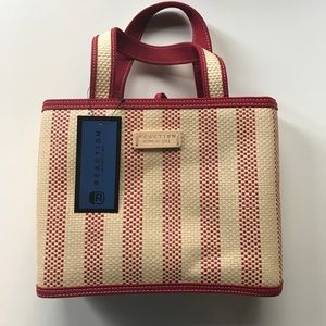 NWT Kenneth Cole Reaction straw tote