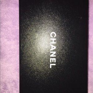 CHANEL Handbags - Authentic Chanel Caviar Black Leather Wallet
