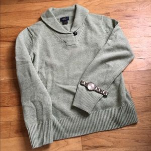 Brooks Brothers Sweaters - Mint green sweater