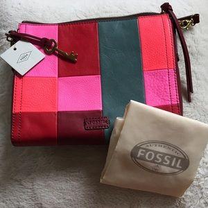 Fossil Handbags - Fossil Bright Patchwork Purse