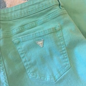 Guess Jeans - ✨FINAL SALE✨ Guess Mint Green Skinny Jeans