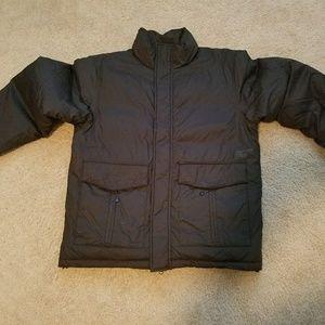 Stussy Puffer Jacket Large