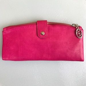 Handbags - 5 for $25 NWT Hot Pink Clutch Wallet