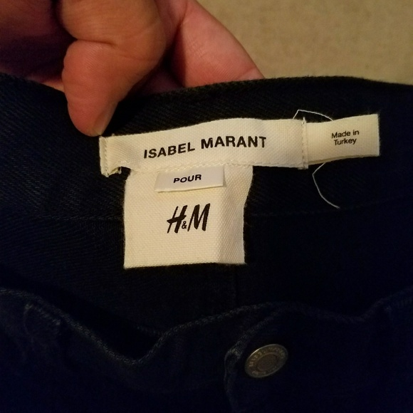 Isabel Marant pour H&M Jeans - Isabel Marant for H&M Denim Size 34