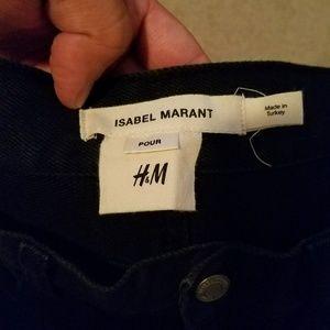 Isabel Marant pour H&M Jeans - Isabel Marant for H&M Denim Size 34
