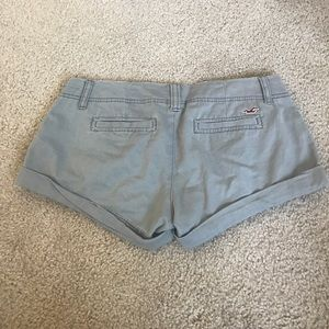 Hollister Shorts - Hollister grey shorts Sz 1