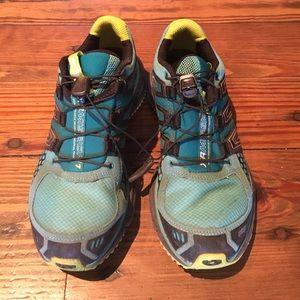 Salomon Shoes - Size 7 Salomon X-Mission Trail Running Shoes